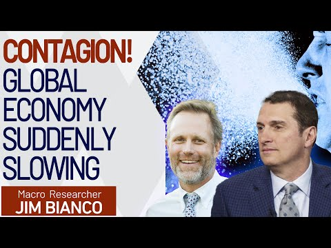 Contagion! Evergrande, Inflation, Shortages & Fed Taper To Worsen Slowing Economy | Jim Bianco (PT1)