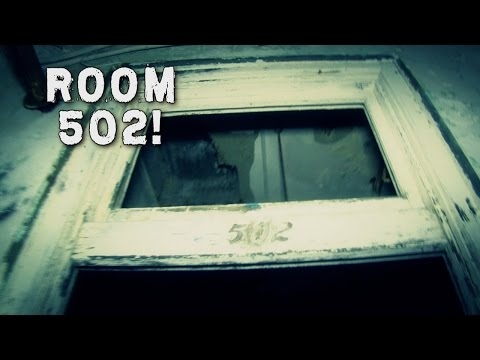 Paranormal Videos: Real Ghost in Room 502? Waverly Hills - Dead Explorer #92