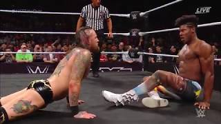 Aleister Black vs Velveteen Dream WWE NXT Takeover Wargames