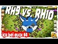 RH9 vs. RH10 - Ich bei euch 🐺 #4  | Clash of Clans Deutsch | Let´s Play COC