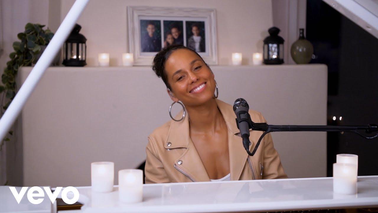Alicia Keys - Empire State of Mind (Part II) Broken Down (BET COVID-19 Relief Effort)
