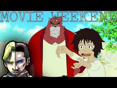 Movie Weekend: The Boy And The Beast (Bakemono no ko) Live Reaction