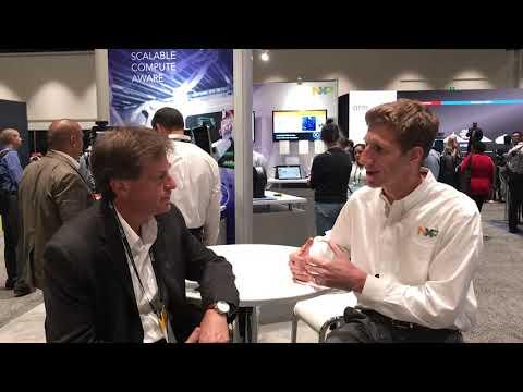 NXP discusses its latest ARM-based processor announcements at arm TechCon