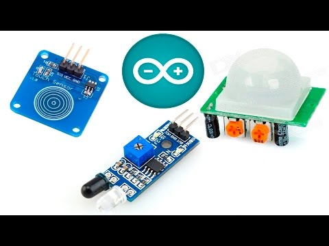 Sensores simples que no requieren librería | Arduino