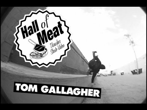 Hall of Meat: Tom Gallagher
