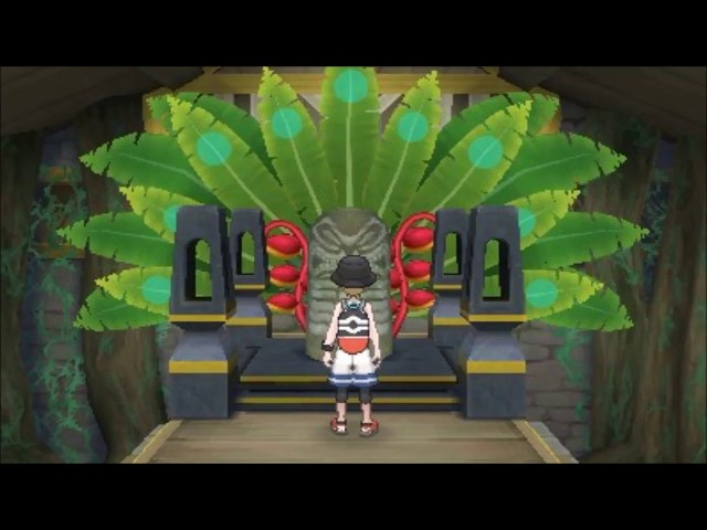 Pokemon Ultra Sun and Ultra Moon - How To Get Tapinium Z Crystal