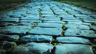 【疗愈的自然音】雨水打落石头的声音。读书、睡眠、冥想用、工作用bgm。Raining Sound, Natural Sound, Healing Sound