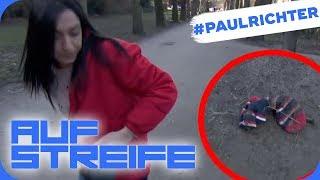 Richtig Ekelig! Widerliche Hundesch*iße Attacke | #PaulRichterTag | Auf Streife | SAT.1 TV