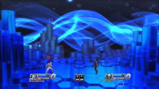 Playstation All Stars Battle Royale - Arcade Mode - Cole (Good) Part 3