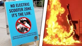 IN DEFENSE OF ELECTRIC SCOOTERS!