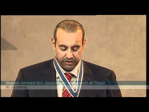 Freedom of Speech and Expression 2012 - Al Jazeera Media Network