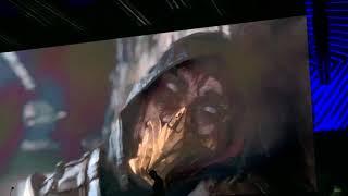 Mortal Kombat 11 Reveal Trailer! - Crowd Reaction at The Game Awards 2018