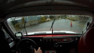 Rallye Berounka Revival 2018 SS4 lom