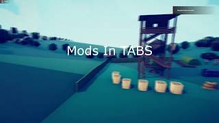 How To Have Mods In TABS  Modernization Mods 0.5.1