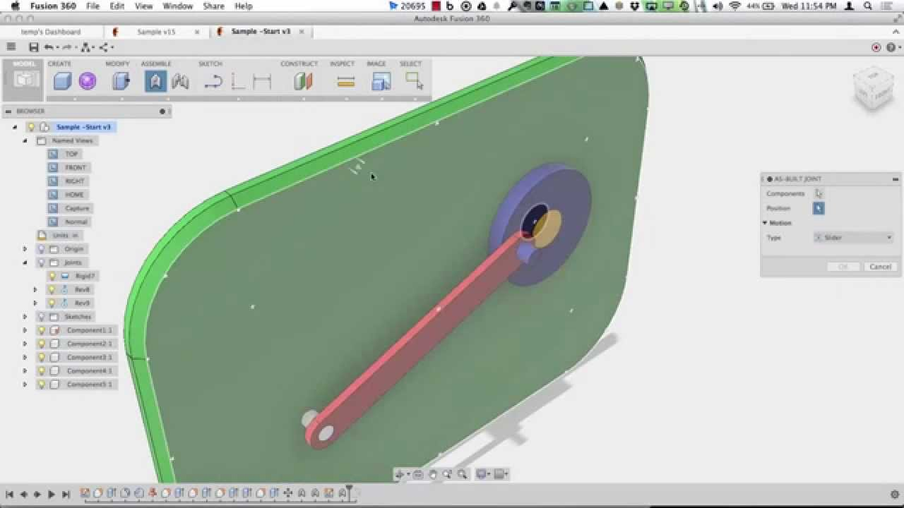 Power Of Top Down Design With Fusion 360 Youtube