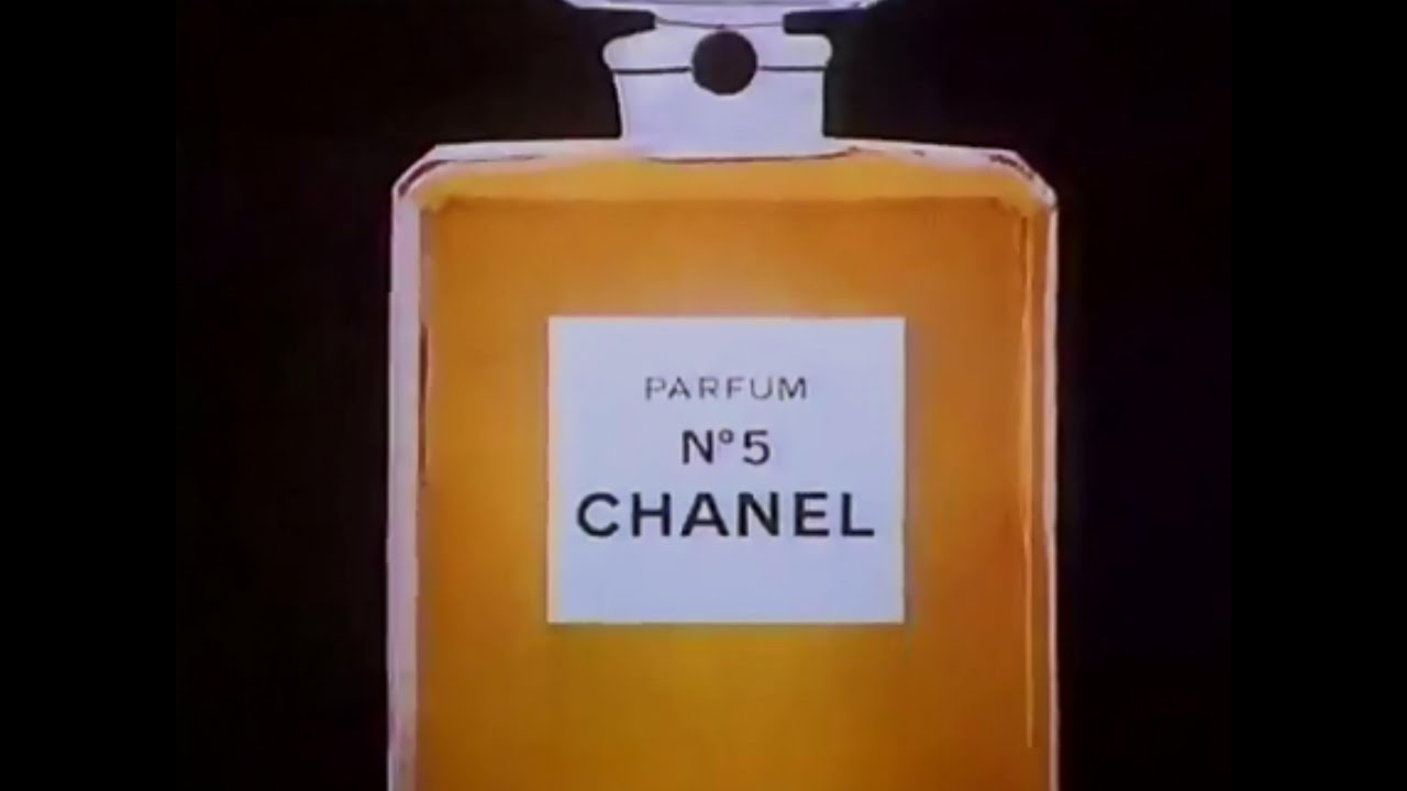 Chanel No 5 Parfum with Carole Bouquet 1986 TV Commercial HD