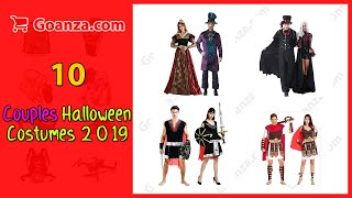 Top 10 couples Halloween costumes 2019
