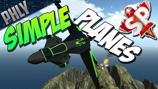 SIMPLE PLANES GAMEPLAY! Plane Builder. I LOVE THIS GAME!