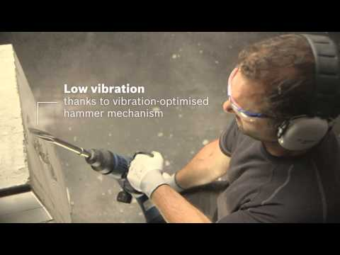 Bosch GSH 7 VC Professional Demolition hammer with SDS-max