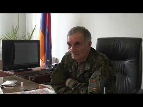 Armenian Military Portal: Интервью с Аркадием Тер-Тадевосяном.(Командос)