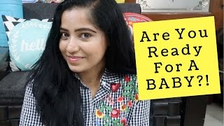 How to know if you are ready for a Baby !? | Indian Mommy Vlogging channel