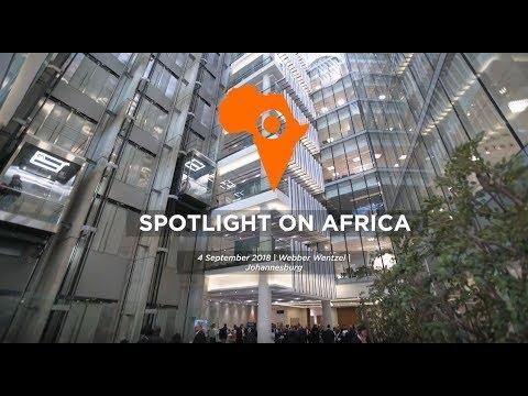 Webber Wentzel Spotlight on Africa