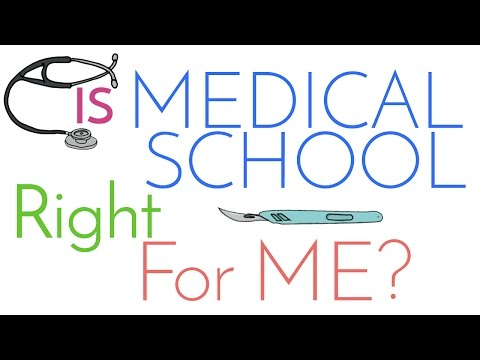 Is Med School Right for Me?   Deciding on a Career in Medicine
