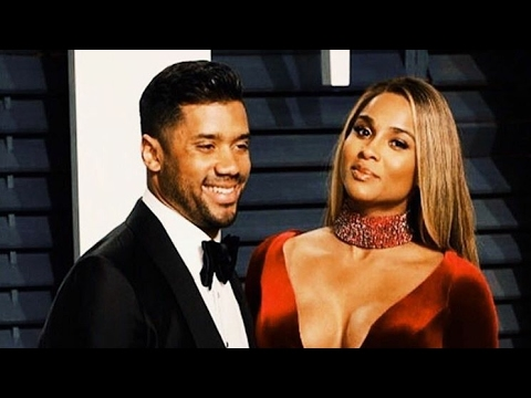 Singer Ciara & husband Russell Wilson