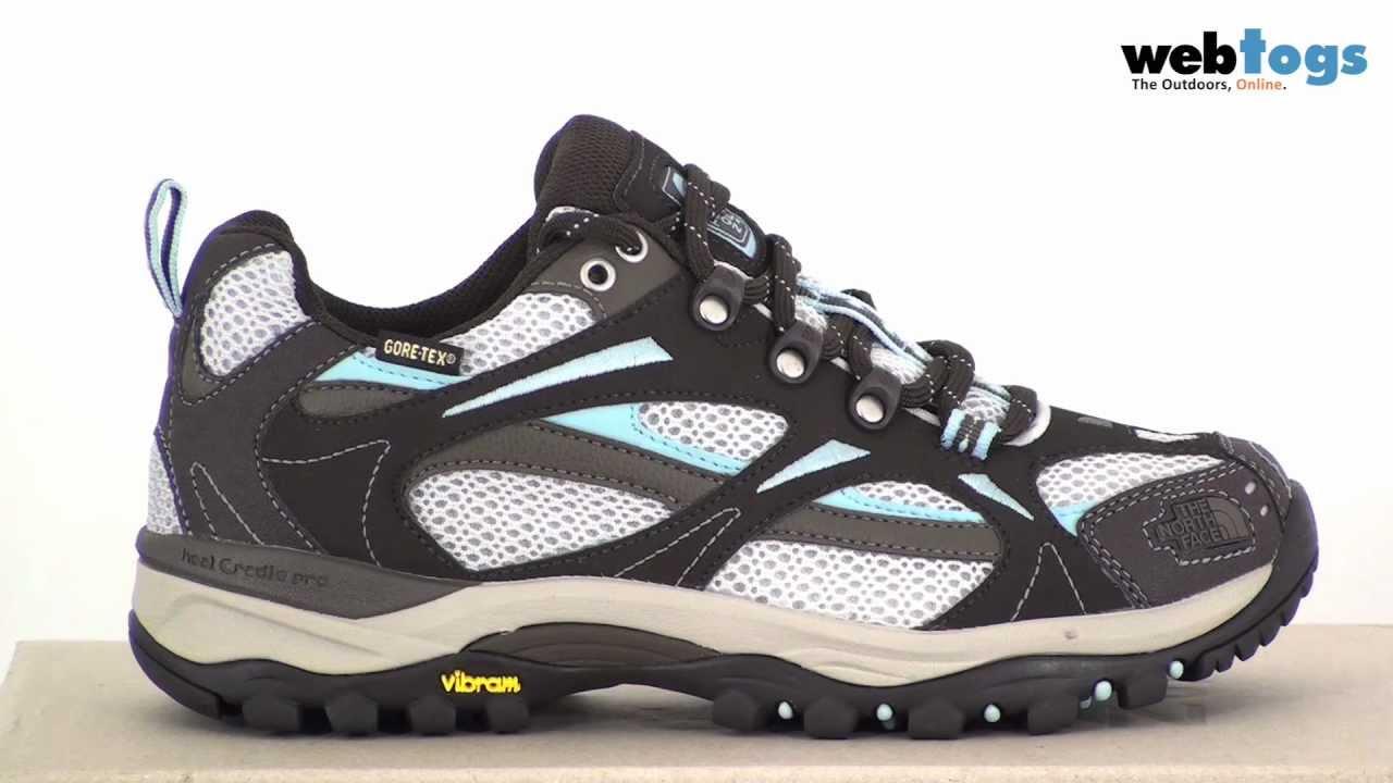 fcc8b3ee4 North Face Women's Hedgehog GTX XCR III Shoes - Lightweight Waterproof  Trail Shoes