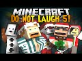 Minecraft Mini-Game: DO NOT LAUGH 5! - Christmas Special!