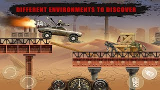 Hill Zombie Racing - Earn To Climb #2| Zombie Road Racing Game | Car Zombie Games | Kids TV Channel