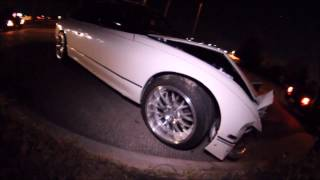 240sx TURBO Crashes!! R.I.P 240SX