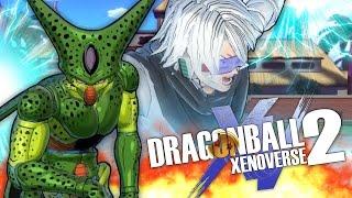 Xenoverse 2 | FULL POWER CELL! | Dragon Ball Xenoverse 2 [10]