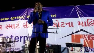 Hamari adhuri kahani live karaoke singer mitesh