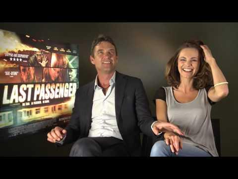 Last Passenger Interview - Dougray Scott and Kara Tointon