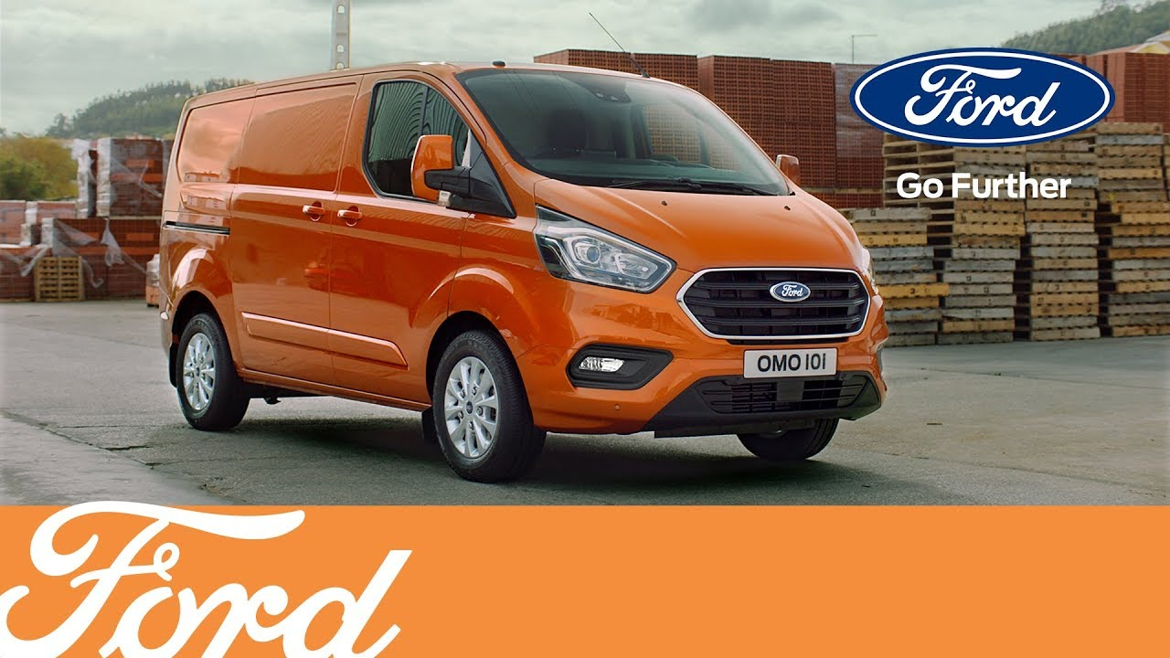 exp rience de conduite du nouveau ford transit custom ford fr youtube. Black Bedroom Furniture Sets. Home Design Ideas