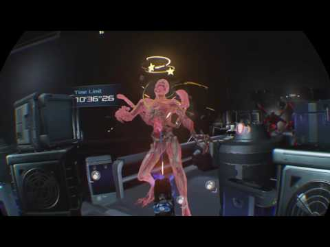 MORTAL BLITZ(VR)_Too much going on |