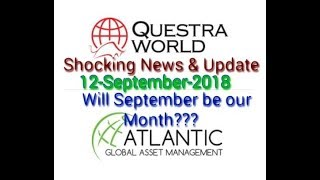 Questra World | AGAM | Shocking News & Updates | 12-09-2018