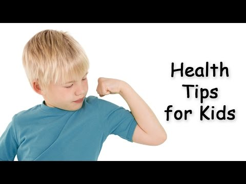 Kids Health Care Tips - Home Remedies For Kids Care By Sonia Goyal @ ekunji.com