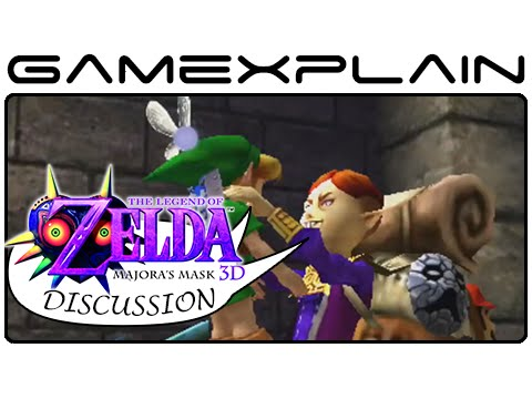 The Legend of Zelda: Majora's Mask 3D - Discussion (Thoughts & Impressions)