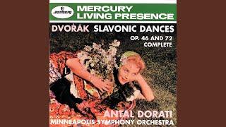 Dvorák: 8 Slavonic Dances, Op.72 - No.7 in C (Allegro vivace)