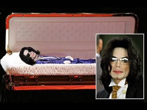Authentic Michael Jackson Autopsy and Funeral Photos - YouTube