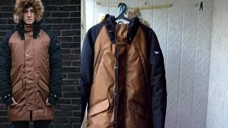 Зимняя куртка парка Staff Отзывы Обзор