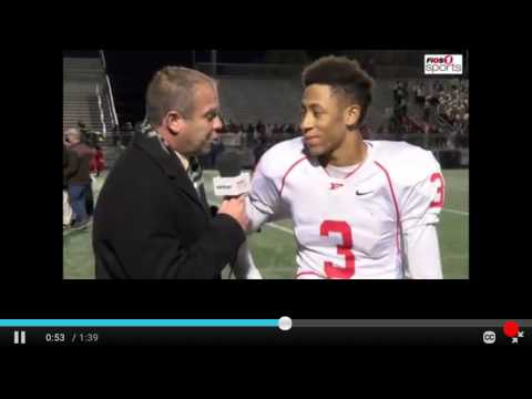2016 Nassau County Champs!! Post game interview