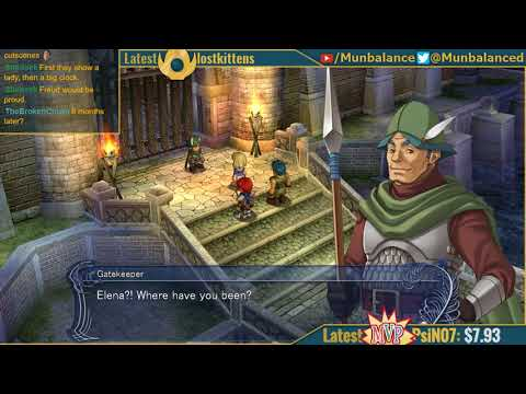 Ys: Oath in Felghana! - 1 - Time for a brand new B-side!