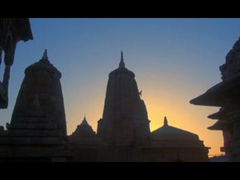 Morning View of Ramtek Mandir, Nagpur