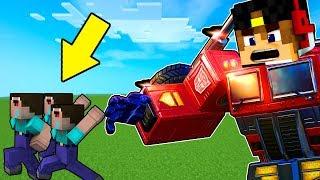 НУБ И ПРО ПРОТИВ РОБОТА ~ 100% ТРОЛЛИНГ НЕВИДИМКОЙ Майнкрафт Выживание как выжить видео Minecraft