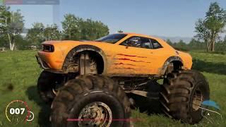 The Crew 2 Dodge Challenger Monster Truck + More