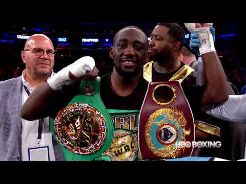Terence Crawford vs. Felix Diaz: WCB Highlights (HBO Boxing)