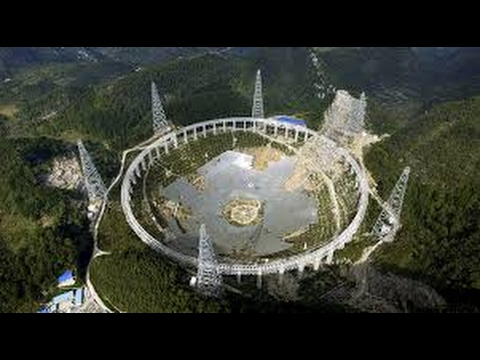 Top 10 Biggest Telescopes You Won't Believe Exist!!! (Functioning and Structure).||HD||